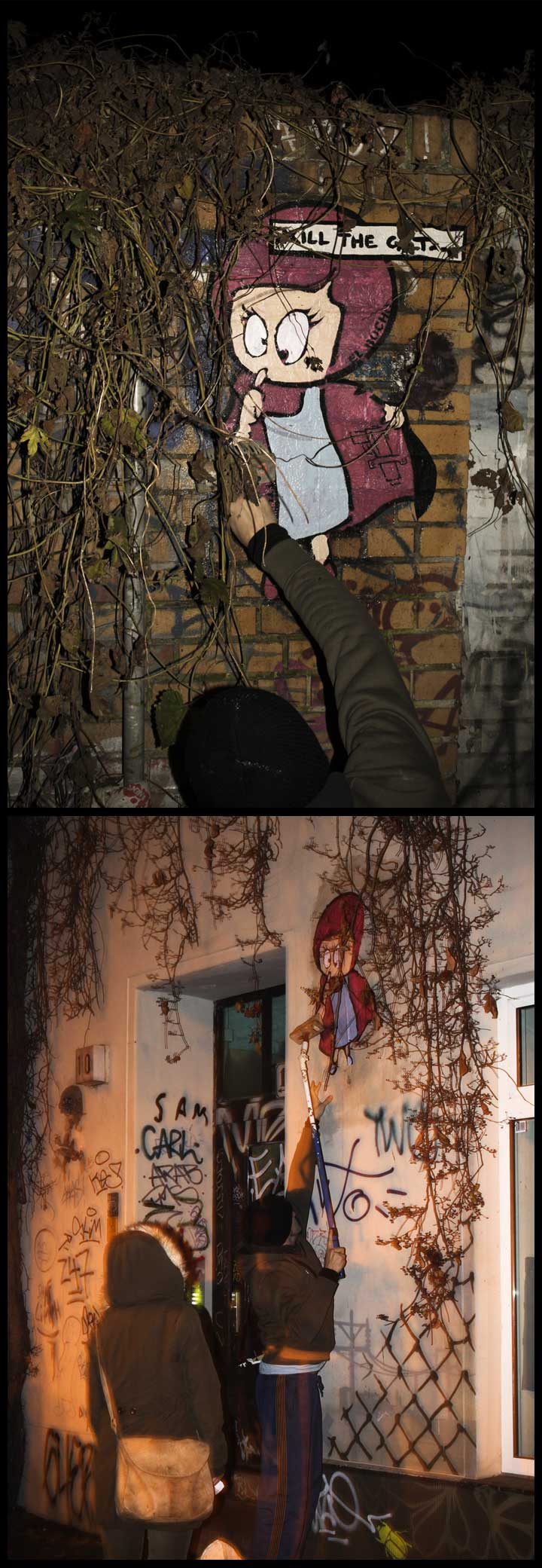 El Bocho Berlin Streetart103