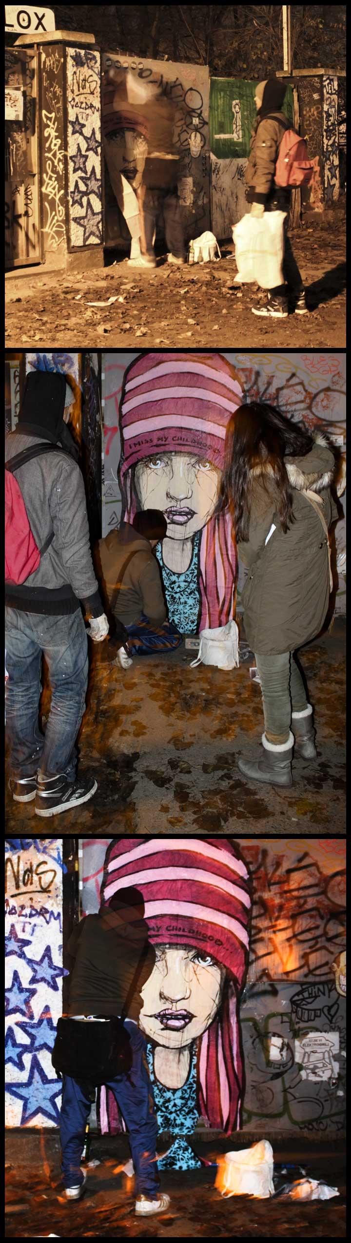 El Bocho Berlin Streetart104